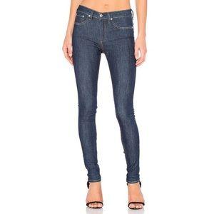 "Rag & Bone 10"" High Rise Skinny Jeans in Astor"